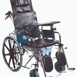 K-TS3 Ortabedik Tekerlekli Sandalye
